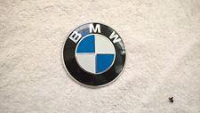 BMW 3 Series F30 Front Badge Emblem Genuine USED 728875202