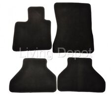 Fit For 07-12 BMW E70 X5  4Dr  Floor Mats Carpet Front & Rear 4PC