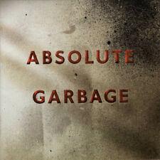 Garbage - Absolute Garbage - UK CD album 2007