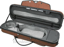 "Pedi Viola Case 15-16.5"" Aluminum Alloy Layer -Brown- No Shipping for Others!"