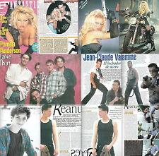 Fantastic Pamela Anderson, ,Keanu Reeves,Jean Claude van Damme,Take That