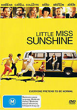 LITTLE MISS SUNSHINE - BRAND NEW & SEALED R4 DVD - GREG KINNEAR, STEVE CARELL