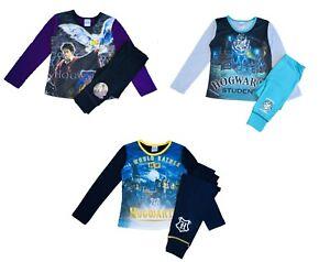 Girls Kids Pyjamas Harry Potter Hogwarts 3 4 5 6 7 8 9 10 11 Year Christmas Gift