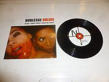 "NOBLESSE OBLIGE - Bitch - 2-track 7"" Vinyl Single"