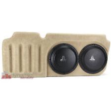 "JL Audio SB-GM-SLVEXT2/10W1v2/TN 10"" Stealthbox w/ Two 10W1v2-4 Sub for 2007-Up"