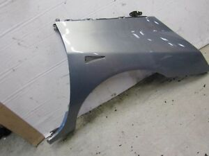 Renault Espace Mk4 02-06 OS right front wing panel quarter panel - storm blue
