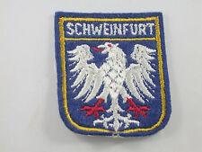 Top città ricamate/Patch & GT Schweinfurt & LT 500