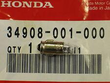 Honda Speedo Globe Z50 NC50 PA50 CT90 XR200 XR250 XR500 6v 1.5w 34908-001-000