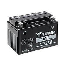 Bateria YUASA YTX9-BS sellada sin mantenimiento