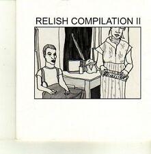 (DE192) Relish Compilation 2, 11 tracks various artists - 2009 DJ CD