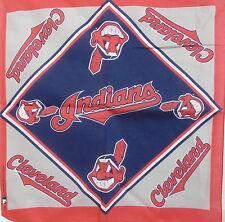 Cleveland Indians bandanna / Cleveland Indians Flag