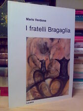 Mario Verdone - I FRATELLI BRAGAGLIA - 1991