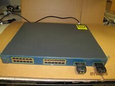 CISCO WS-C3550-24-EMI - Catalyst 24 - 10/100 ports 3550