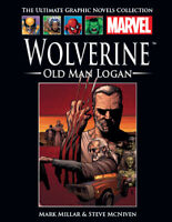 Wolverine - Old Man Logan - Marvel Graphic Novel - Vol 54  Issue 57
