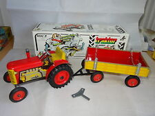KOVAP TRACTOR & TRAILER  - MINT BOXED