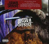 Slipknot - Iowa – 10th Anniversary Edition (DVD Included)