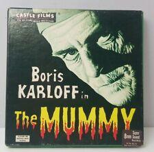 Boris Karloff in THE MUMMY 1932 Universal horror Castle Films Super 8mm RARE