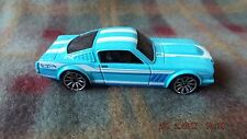 MATTEL MADE IN MALAYSIA 65 MUSTANG FASTBACK