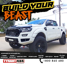 4WD 4x4 Accessories to suit Ford Ranger Raptor Toyota Hilux trd Nissan Navara st