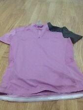Women's Pink Btwin Decathlon X Small Warm Rainy Cycling Top - Brand New & Tags