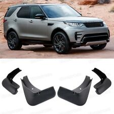 4Pcs Mud Flaps Splash Guard Mudguard Fender for 2017-2018 Land Rover Discovery 5