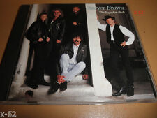 SAWYER BROWN cd THE BOYS ARE BACK race is on I DIT IT FOR LOVE curb records