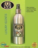 Air Freshener Luxury M Range in Aluminium Bottle Coconut