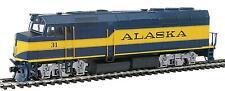 "Walthers 910-9455 Mainline EMD F40PH ""Alaska Railroad"" #31"