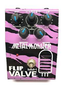 Guyatone MM-1, Flip, Metal Monster, Distortion, Tube Power, MIJ, Vintage