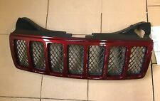 2005-2007 NEW OEM Jeep Grand Cherokee-Grille Grill RED ROCK 1CH981EMAA SRT8 SRT