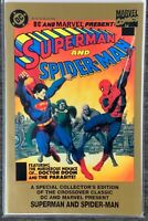 DC MARVEL PRESENTS SUPERMAN and SPIDER-MAN Classic Crossover High Grade