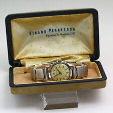 Vintage 32.5mm Stainless Steel Girard Perregaux 668 46EU Sea Hawk Watch & Box
