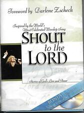 LN BOOK Shout to the Lord CD Included Darlene Zschech hardcover Hillsong