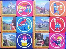 Bierdeckel Serie Sammlung Schweiz  Rugenbräu Interlaken