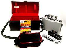 Vintage Polaroid 420 Automatic Land Camera BUNDLE -  Untested