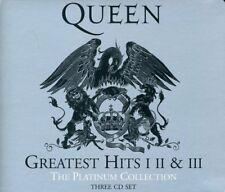 Queen Greatest Hits I II & III - Platinum Collection CD