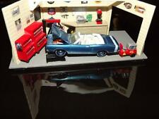 2007-1969 CONVERTIBLE DODGE CORONET R/T  WITH RUBBER TIRES & BLUE MAG WHEELS!
