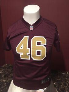 NFL NIKE YOUTH WASHINGTON REDSKINS ALFRED MORRIS #46 Medium 10/12