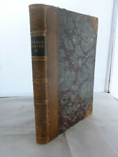 1840 - Travels in the Burman Empire by Howard Malcom - Map + Walter Scott