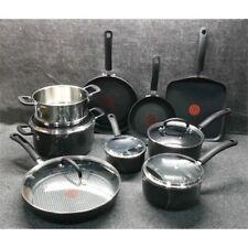 T-Fal Ultimate Hard Anodized 14 Piece Cookware Set E765Sefa, No Box*