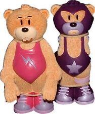 Bad Taste Bears / Bear Adult Collectors Figurine - Neil & Armstrong