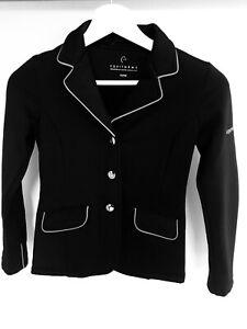 Kinder Turnierjacket, Soft Classic Equithème, Gr. 152, neuwertig/nur 1x getragen