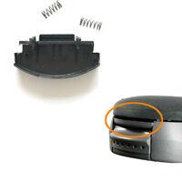 2pcs Car Centre Console Armrest Latch Clip Catch For Golf MK4 Jetta Bora Passat
