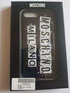 Cover iphone 7P/8P Moschino Milano