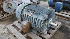 250 HP General Electric AC Electric Motor 3600 RPM Fr 447TS TEFCBB 2300 V EOK