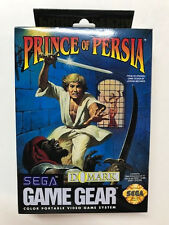 SEGA GAME GEAR PRINCE OF PERSIA