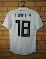Kimmich Germany Player Issue Jersey 2018 Shirt S Climachill BR7313 Adidas Trikot