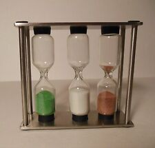 Tea Timer Minute Timer Kitchen Gadgets Glass Metal Sand Timer Kitchen Tool