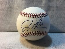 Jay Gibbons Signed Autographed Baltimore Orioles Dodgers Official MLB Baseball