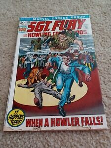 Sgt. Fury and His Howling Commandos July 1972 #100